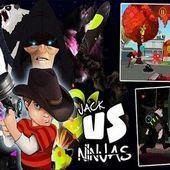 Jack Vs Ninjas