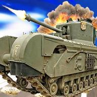 Angry Churchill -- Crash Cars