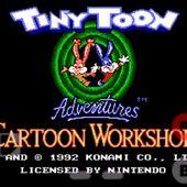 Tiny Toon Adventures Cartoon Workshop
