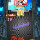 BasketBall Toss