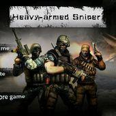 heAvy-ArmeD sniper