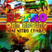 RETRO CAR RACE: Mini Nitro Com