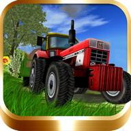 Tractor Farm Driving Simulator