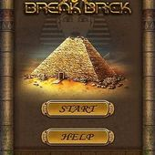 Egypt Break Brick