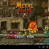 Metal Slug I-Super chariot