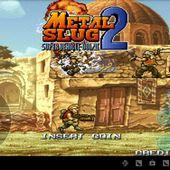 Metal Slug II-Super chariot