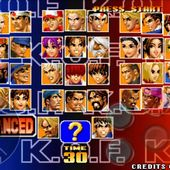 KOF98 battle is not over