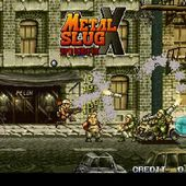 Metal Slug X Super chariot2