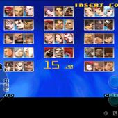 King of Fighters 10th Unique