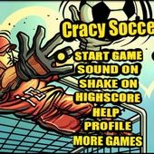 Soccer (Goal Keeper) -G-Sensor
