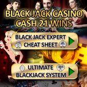 Black Jack Casino Cash 21 Wins