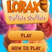 Truffula Shuffula The Lorax