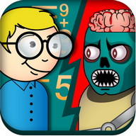 Math vs. Zombies - Cool & Fun Math Game
