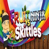 Fruit Ninja vs Skittles v1.0.0 Apk