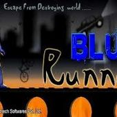 The Blue Runner