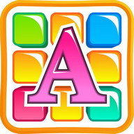 Memory Learning Game Letters