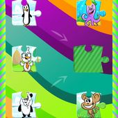 Kids Cartoon Jigsaw Puzzles