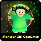 Monster Girl Costumes game