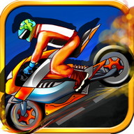 Crash Rider: 3D Moto Bike Race