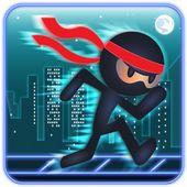 Ninja Rail Run