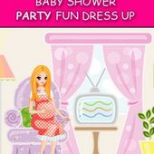 Baby Shower Party Fun Dress Up Game