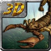 Dungeon Scorpion Survival - 3D