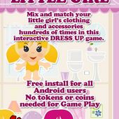 Daddys Little Girls Dress Up Game