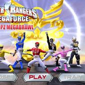 Power Rangers-Swappz MegaBrawl