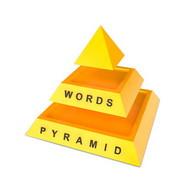 Words Pyramid