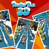 Panda Run 3D Ice Adventure