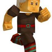 Cube Runer. Run free