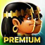Babylonian Twins Platform Game