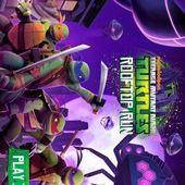 Ninja Turtles- Roof top Run 1.0