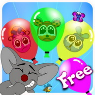 Tap the Balloons for Kids