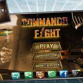 Commando Fight Final Battle