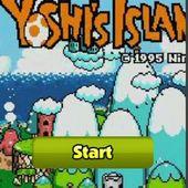 Super Mario World 2 Yoshis Island Games