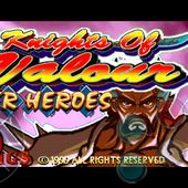 Knights of Valour:Super Heroes