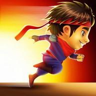 Ninja Kid Run: kostenlos Spiel