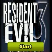 Resident Evil 3 Nemesis Games