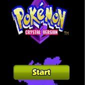 Pokemon Crystal Games