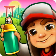 Subway Surfers- Mumbai 1.17.1