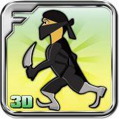 Ninja Jump Deluxe 3D Games