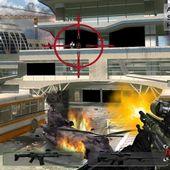 airport commando sniper game-apk