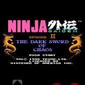 Ninja Gaiden II - The Dark Sword of Chaos