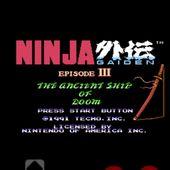 Ninja Gaiden III - The Ancient Ship of Doom