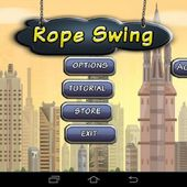 Rope Swing Flying City