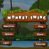 Monkey Swing Climbing Rope