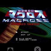 SDF Macross - Scrambled Valkyrie
