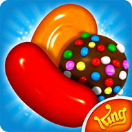 Candy Crush Saga v1.23.0 [Unlimited/Infinite lives]