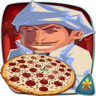 Kochspiele - Pizza Bäker